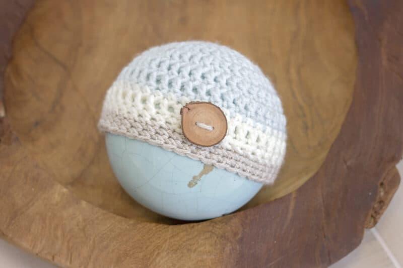 Easy Crochet Edward Beanie