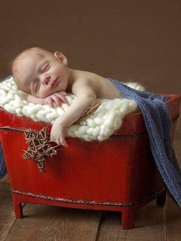 Roving Knit Bump Blanket by Briana K Designs