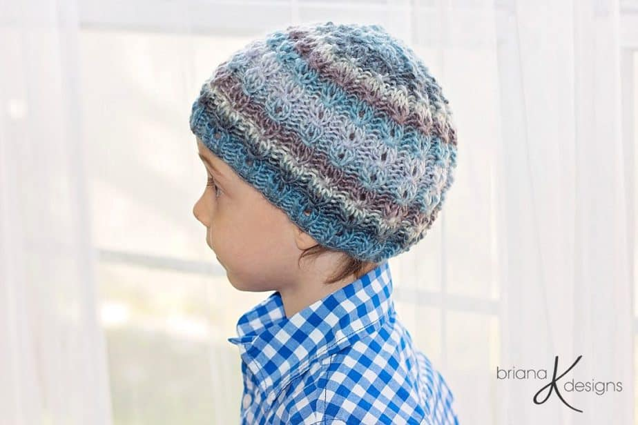 Cambridge Knit Beanie by Briana K Designs
