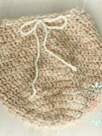 Newborn Swaddle Sack by Briana K Designs