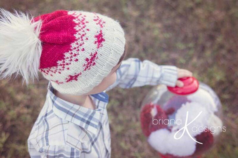 Rumplemintz Knit Hat by Briana K Designs