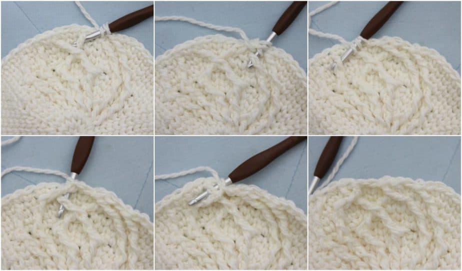 Kahlua Crochet Beanie