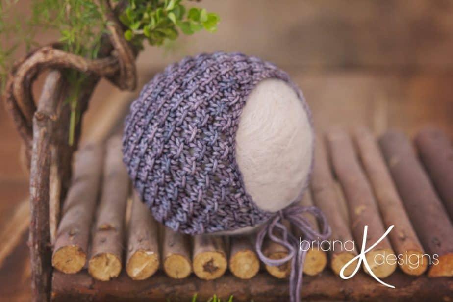Newborn Bonnet Pack Two