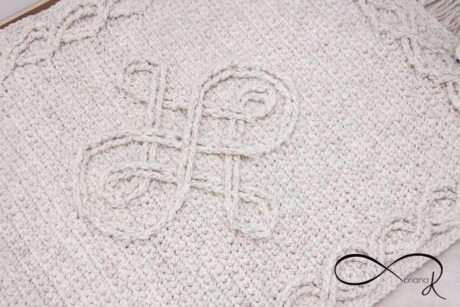 Infinity Crochet Rug