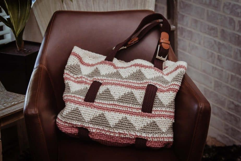 Alp Crochet Bag