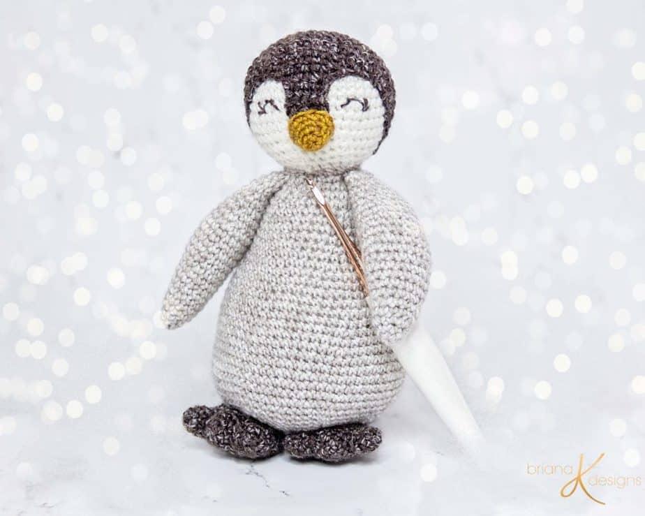 Crochet Penguin Buddy Pattern
