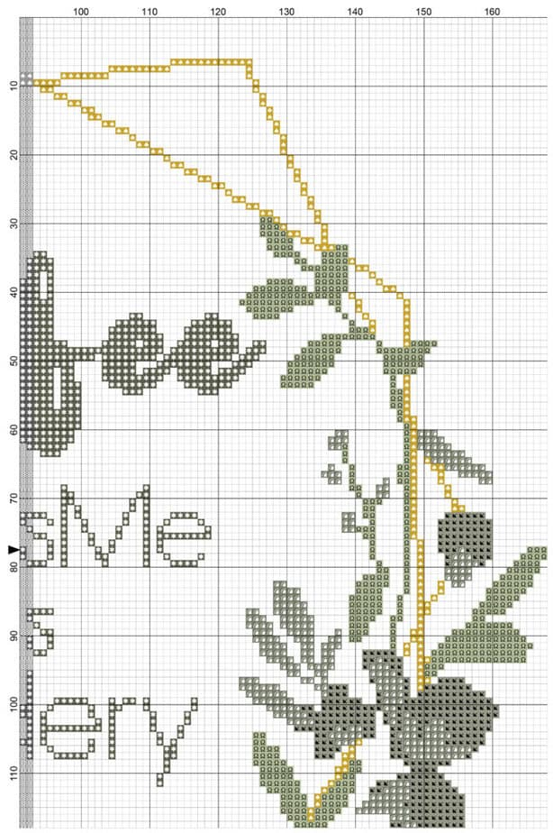 Coffee Makes Me Murdery Cross Stitch by Briana K Designs