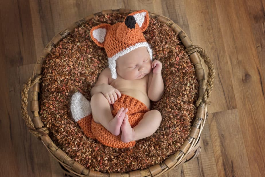 Fox Baby Outfit