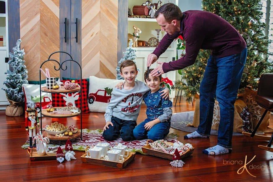 Christmas Family Photos 2019