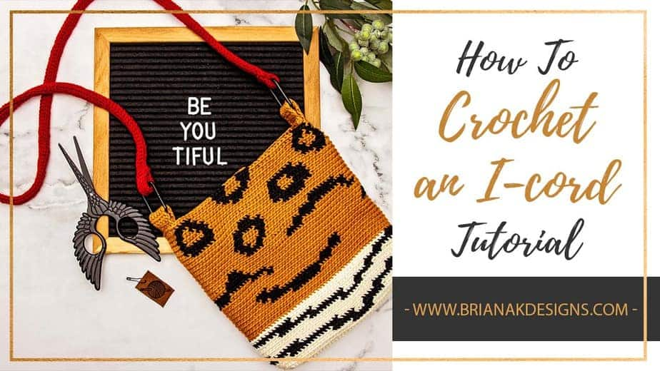Crochet an I-cord