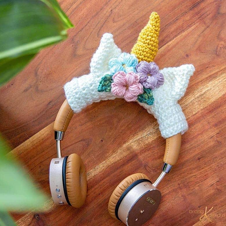 Unicorn Headphones