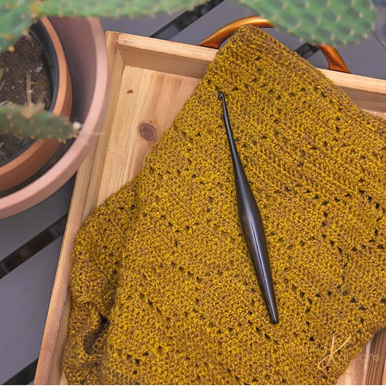 Honeycomb Crochet Tank Top