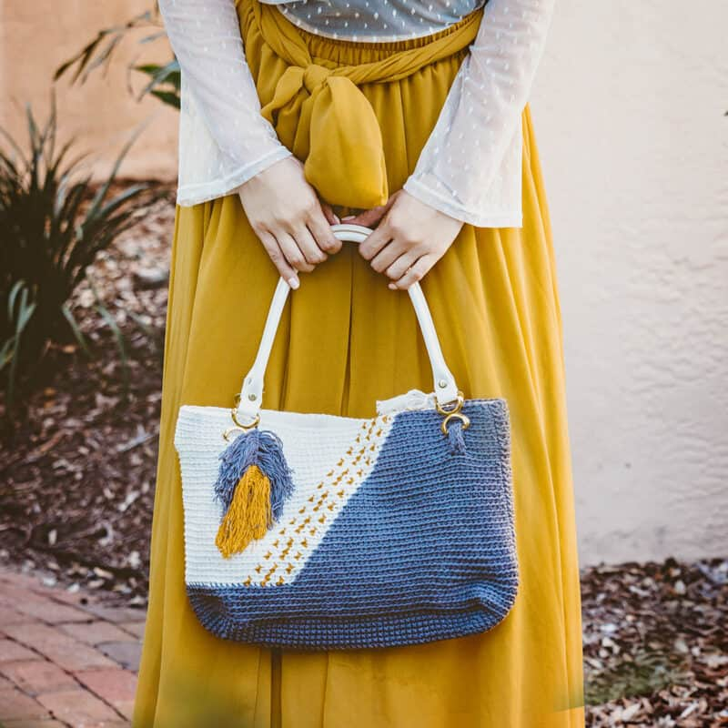 nettleton bag crochet patttern