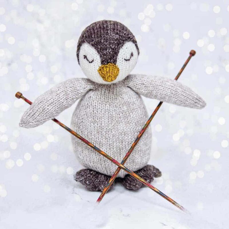 penguin knit buddy pattern