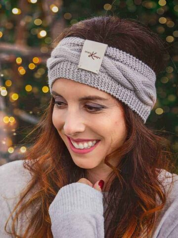 whims furls knit earwarmer