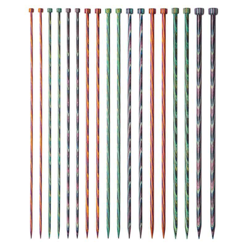 knit picks mosaic straights needles
