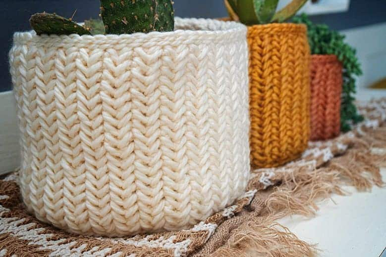 Herringbone Crochet Basket Stitch_0099