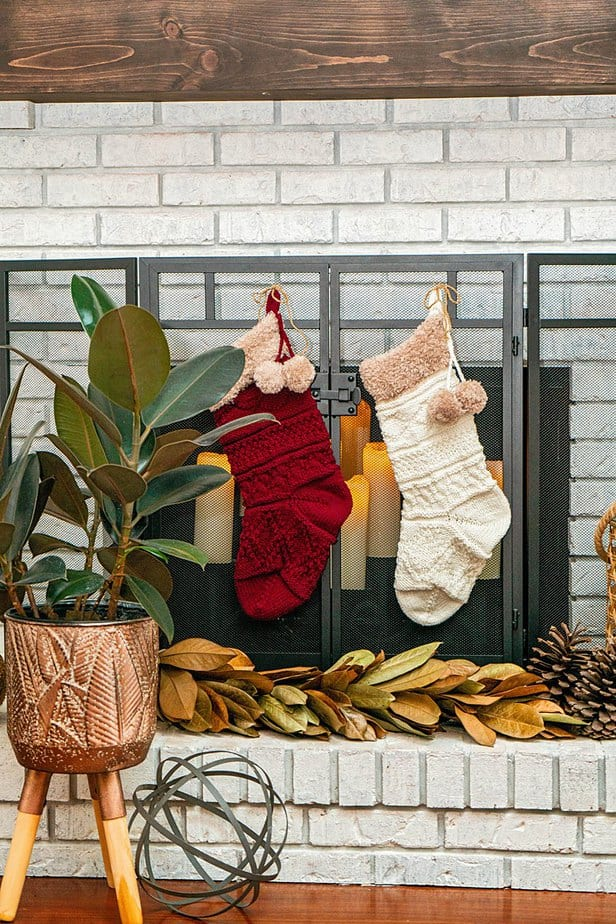 Christmas Traditional Stocking Knit A Long (1)