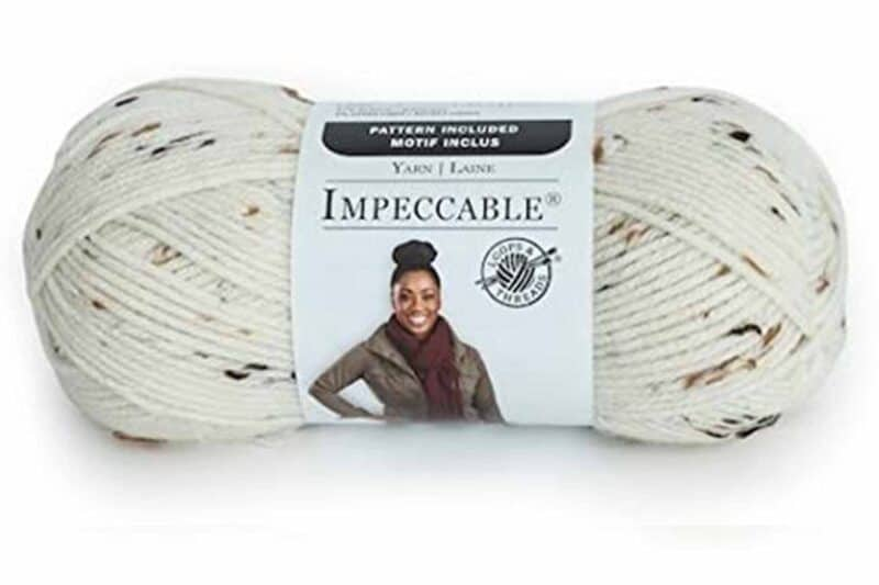 Impeccable Yarn Aran Tweed