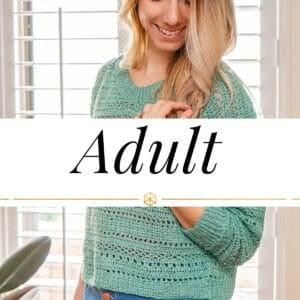Adult Crochet Patterns