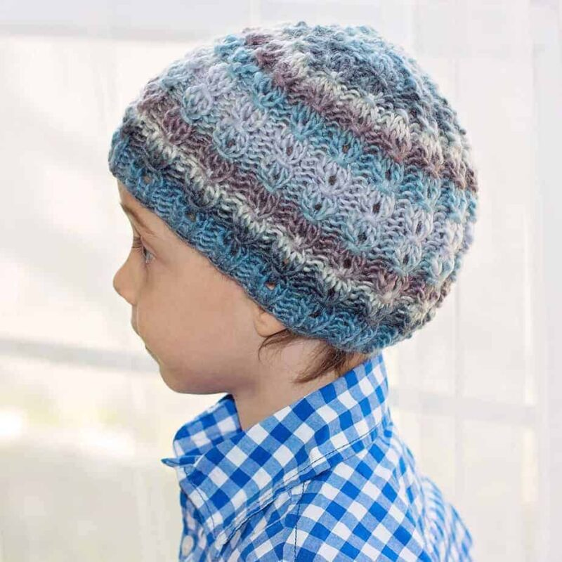 Cambridge Knit Beanie Hat