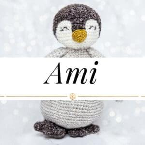 Ami Crochet Patterns