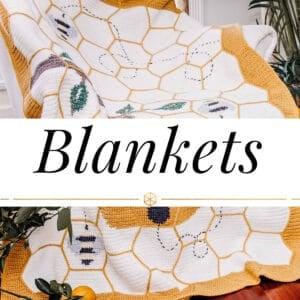 Blanket Crochet Patterns