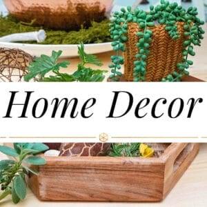 Home Decor Knit Patterns