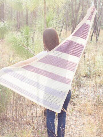 Kimberly Knit Picks Shawl