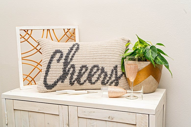 Cheers Pillow Cover Pattern_0331