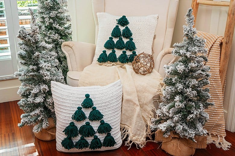 Tassel Tree Pillows
