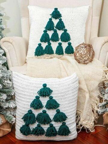 Tassel Tree Pillows