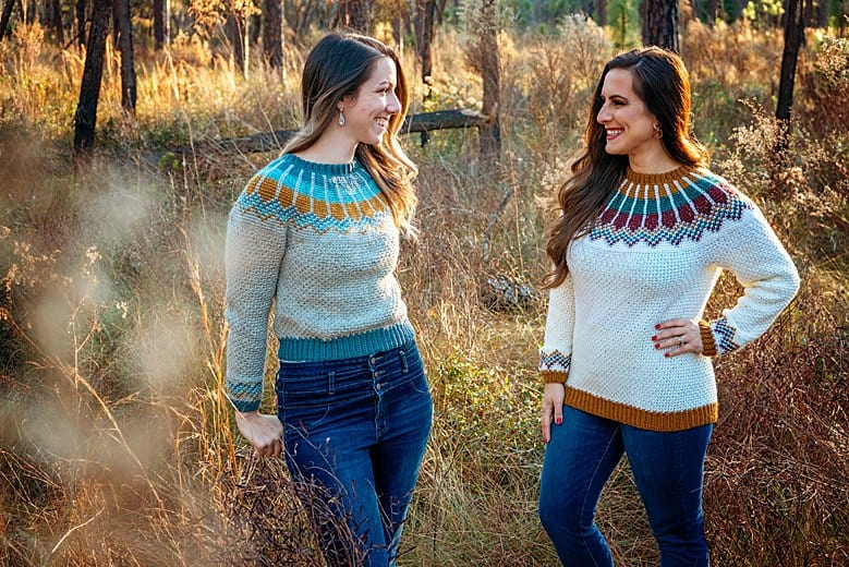 Traveler Crochet Sweater Pattern