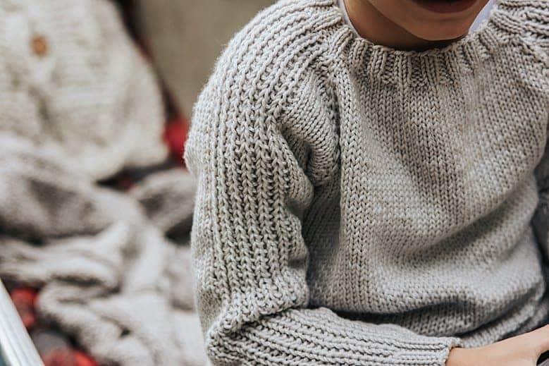 Wander Knit Sweater Free Pattern