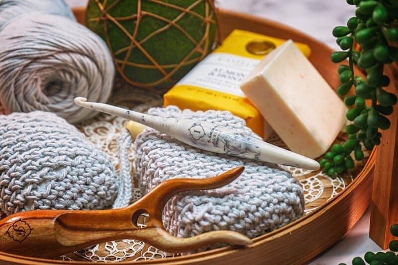 Crochet Soap Saver BagCrochet Soap Saver Bag