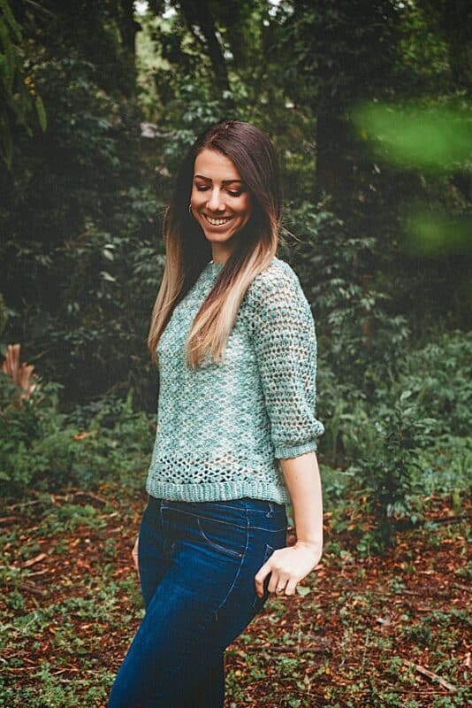 Muse Crochet Summer Top Pattern