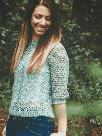 Crochet Summer Top Pattern